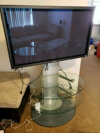 42 inch monitor tv with stand Bakersfield, 93306
