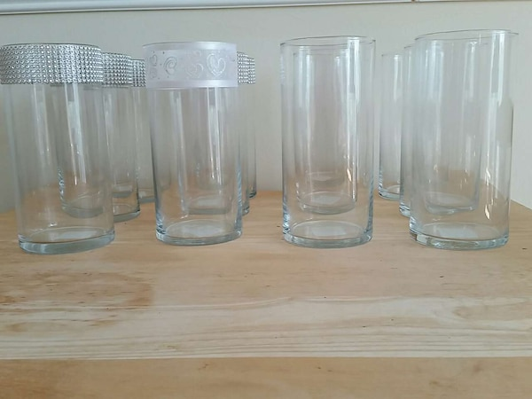 Used 12 Libbey Glass Vases 73 Inches Tall For Sale In Hanover Letgo