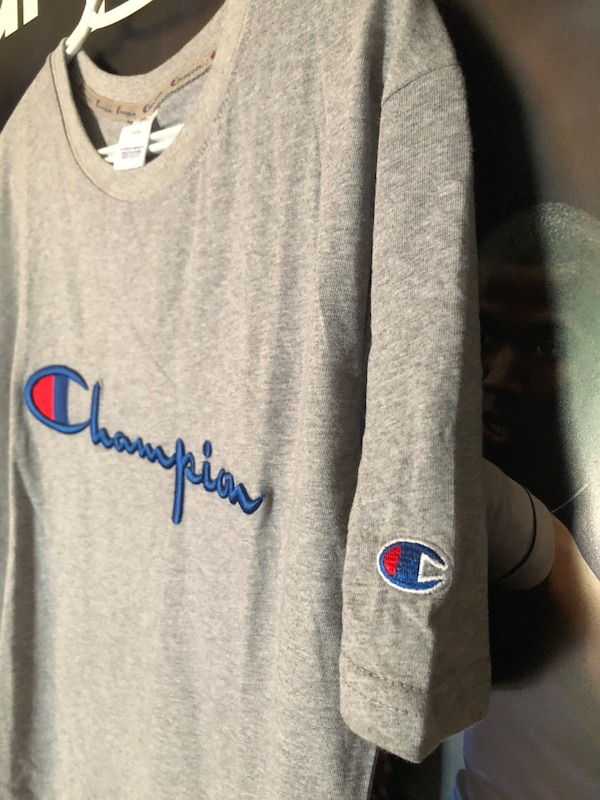 Champion Embroidered Tee
