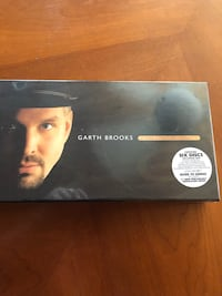 """Garth Brooks the""""limited series"""" 6 CD's never been opened in excellent condition ! Manchester, 03104"""