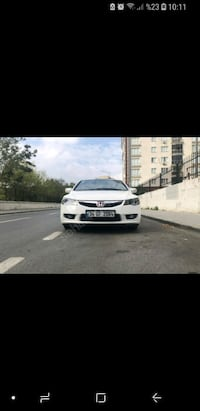 Honda civic dream 2011 model 76.000 tl Beylikdüzü