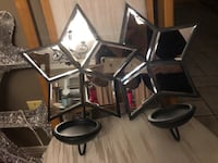 PARTYLITE MIRRORED SCONCES North Dumfries, N0B
