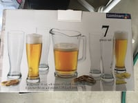 Beer and glass set  Vaughan, L6A 0W2
