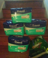 Prevail. Womans small underwear. 7 packs of 22.  25.00 for all Clarksville, 37042