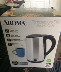 Stainless Steel Electric Kettle Suitland, 20746