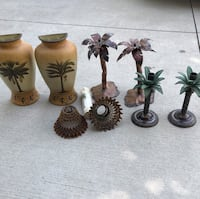 Palm tree items Canton, 48188