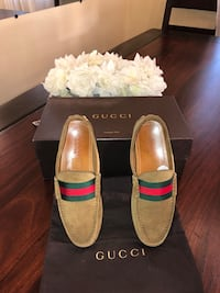 "GUCCI Men Loafers Size 5""1/2! Perfect Moreno Valley, 92553"