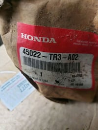 Brand new 2012 Honda Civic front brake pads Vaughan