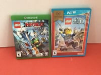 Two xbox one game cases and game  Amherstburg, N9V