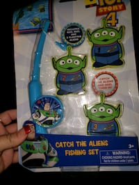 Toy store magnet fishing set...have 2 ..$5 for both