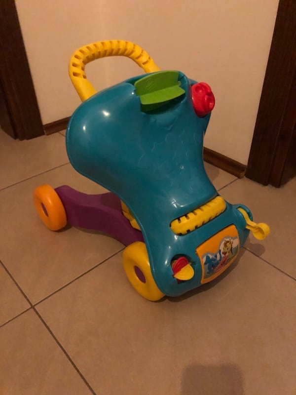 Playskool ilk arabam 0
