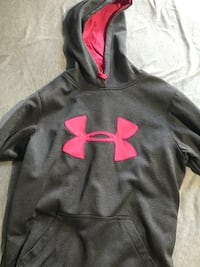 Under Armour - Pink and grey hoodie Oshawa, L1G 1V4