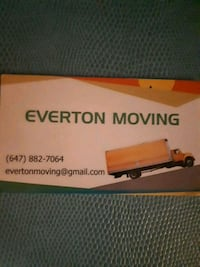 Moving Services Mississauga, L5M 3Y8