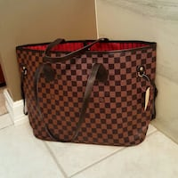 Neverfull bag in medium