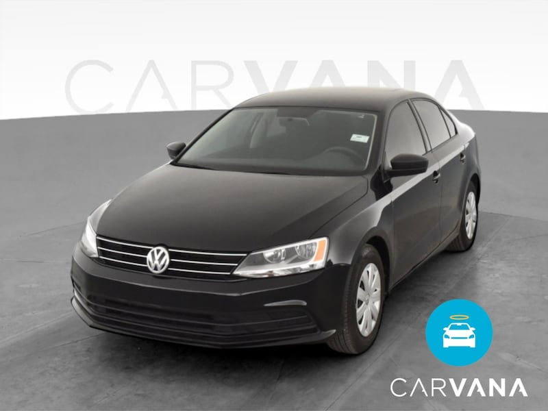 2016 VW Volkswagen Jetta sedan 1.4T S Sedan 4D Black  693df80c-8c94-4f11-bfb7-b344c48c8b03