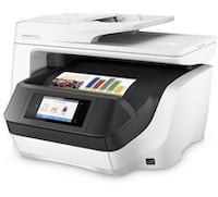 HP OfficeJet Pro 8720 All-in-One Printer 786 km