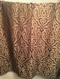 brown and white floral textile South Euclid, 44121
