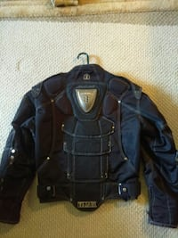 black and brown leather jacket Johnson City, 37601
