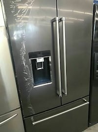 stainless steel french door refrigerator Mount Clemens, 48043