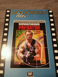 Predators DVD movie Regina, S4N 1L4