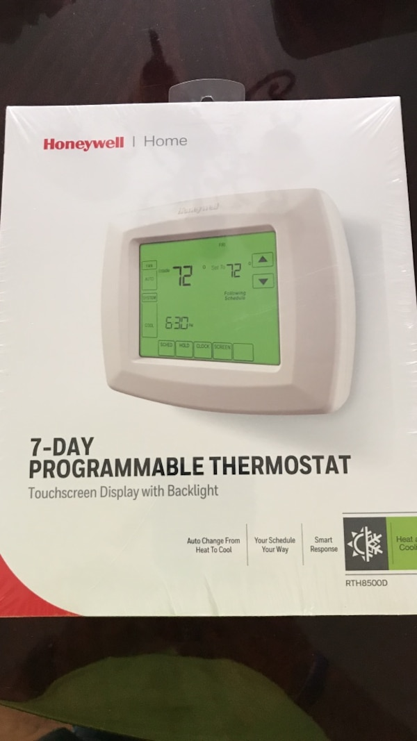 Honeywell Home Thermostat  U2014 Neobux Bg