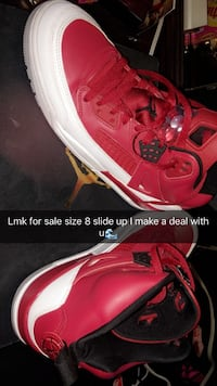 b24b16d48049 Used Nike Air Overplay IX Basketball Shoes for sale in Albuquerque ...