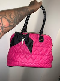 PINK Betsey Johnson Purse Temple Hills, 20748