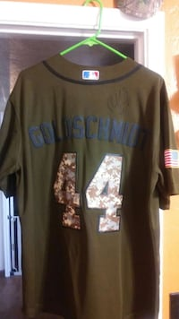 Signed VERY RARE salute to service Goldschmidt Mesa, 85213
