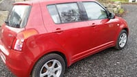 Suzuki Swift 2008 pen og snerten