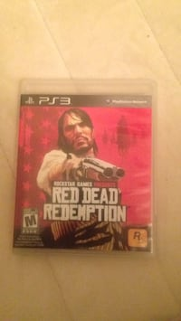 Red Dead Redemption Ps3 Guelph, N1G 4X9