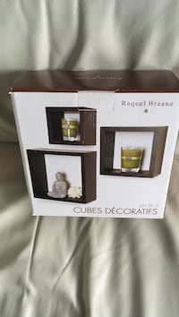 Set of three shelves brand new in a box Toronto, M4A 2Y3