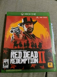Red dead redemption 2 w/map