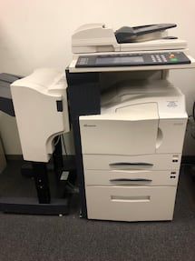 PRINT SCAN COPIER FAX - WORKS GREAT