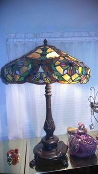 Tiffany butterfly lamp  Redford Charter Township, 48240