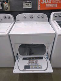 Whirlpool heavy duty steam dryer large capacity works good 6-month war Prince George's County, 20746