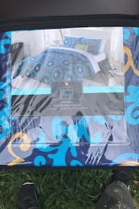 Twin duvet cover set Springfield, 22150