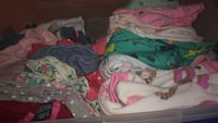 Giant lot girls clothes newborn to 2T Stafford, 22554