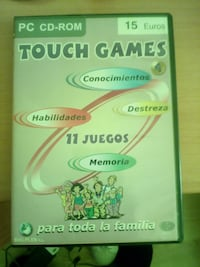 Touch games pc 11 juegos VOL 4 Pinto
