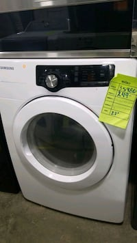 Samsung electric dryer 27inches.  Manorville, 11949