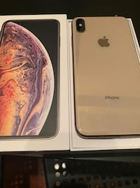 İphone xs max 64gb