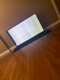 65 inch tv for parts or willing to fix
