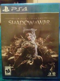 PS4 Shadow of War Winchester, 22601