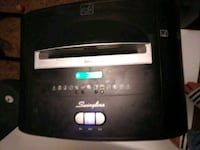 Swingline DX18-13 Jam Free Cross-cut Shredder   Vancouver