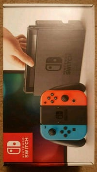 Brand new Nintendo Switch 32 GB console  Chantilly