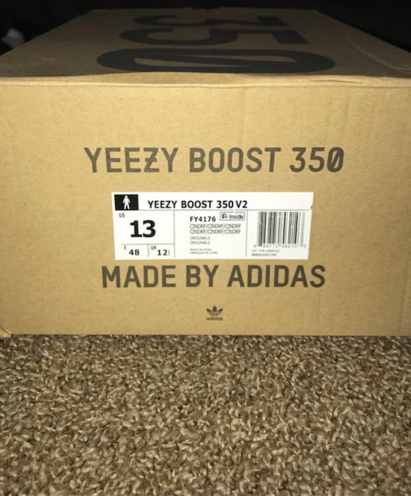 Yeezy Boost 350 size 13 4