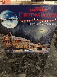 Christmas vacation puzzle  Spring, 77373
