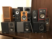 Vintage Bookshelf Speakers Cambridge, N1T 1T8