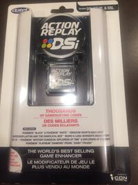 Datel Action Replay DSi  - New and Sealed Edmonton, T6W