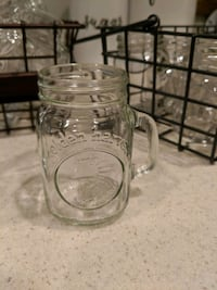 15 Mason Jar glasses (Shot glass mini sized) Reston, 20190