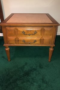 Amazing coffee table w/middle east Turkish Egyptian flair w/stone top! Wilmington, 19810
